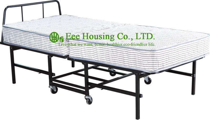 2016 Hot Sale Hotel Furniture Extra Folding Hotel Bed,Hotel Guest Room 18cm Mattress Extra Folded Beds