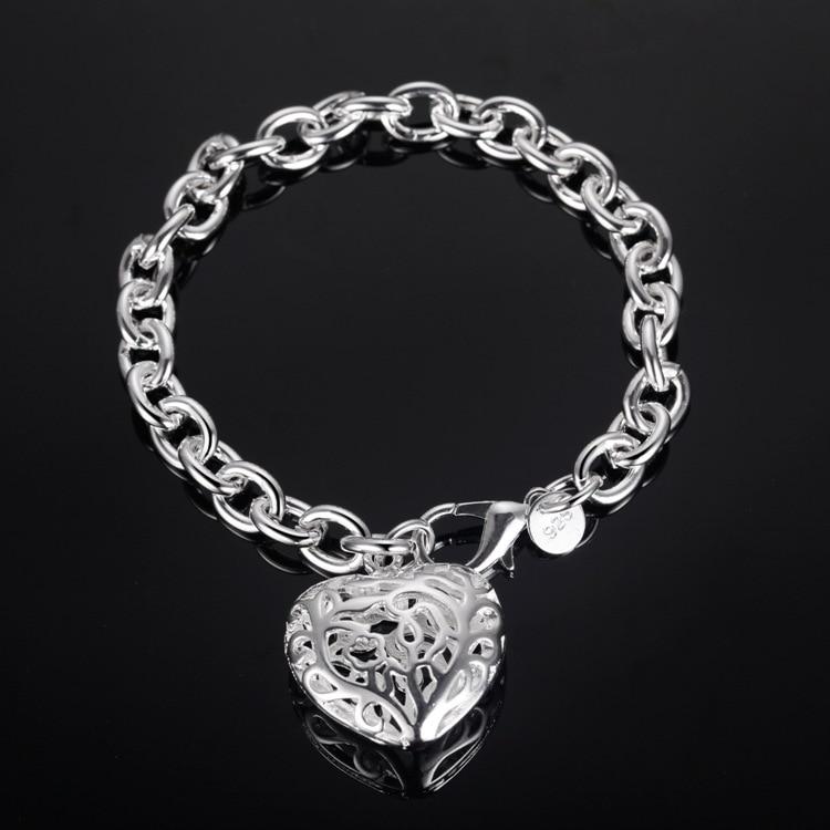 Nice Bracelet 925 Free Shipping Fashion Jewelry Silver