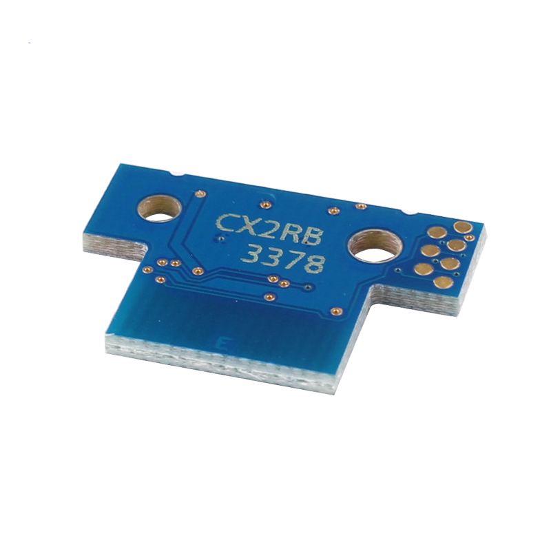Image 2 - Free shipping 1 set 8K KCMY AP/South America/Middle East/Africa 80C8XK0 80C8XY0 toner chip for Lexmark CX510de/dhe/dthe-in Cartridge Chip from Computer & Office