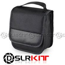 Filter Brieftasche Tasche box fo CPL, UV, ND, Sterne Filter, Cokin P serie 140mm 4 slot