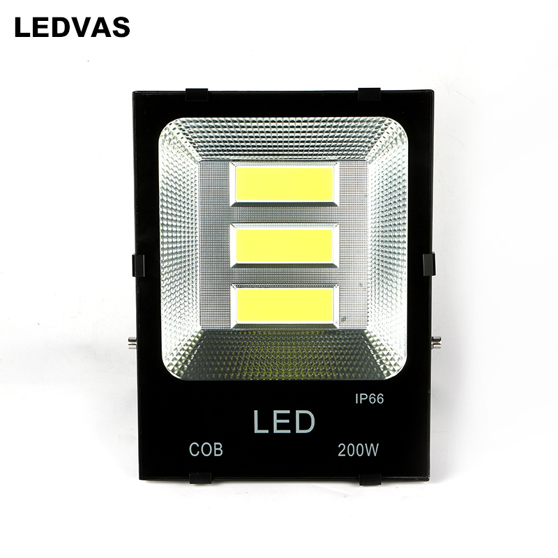 LEDVAS LED Flood light 30W 50W 100W 150W 200W AC85-265V Waterproof IP66 IP65 Spotlight Outdoor Garden lamp Floodlight lighting ultrathin led flood light 200w ac85 265v waterproof ip65 floodlight spotlight outdoor lighting free shipping