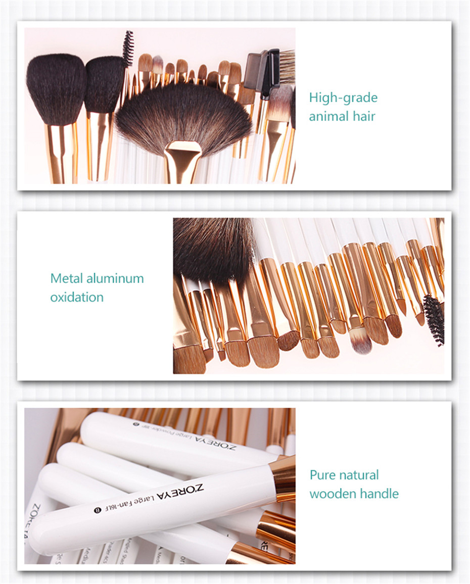 Brushes Pincel Chuyên Make 4
