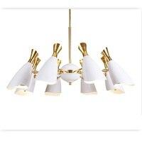 LukLoy современный подвесной светильник светильники крепления кухня Остров столовая гостиная магазин украшение люстра кулон