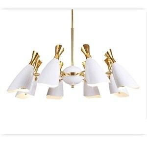 LukLoy Modern Pendant Lamp Lig