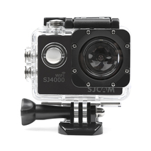 SHOOT 40M Diving Waterproof Housing Case for SJCAM SJ4000 SJ 4000 WIFI and SJ4000 Plus EKEN h9 Camera Accessories