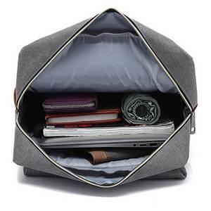 Image 4 - Laamei école sac à dos étudiant sac à dos pour ordinateur portable Style Preppy cahier sac à dos voyage sacs à dos unisexe sac à dos mochila cadeau