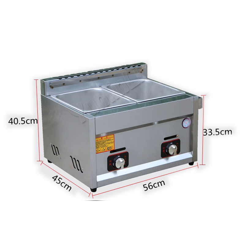 JX-11 Gas Type Fryer with Strainer Non-Stick Cooking Surface Stainless Steel Fryer for Chicken, Snack, French Fries kristin jarman h the art of data analysis how to answer almost any question using basic statistics