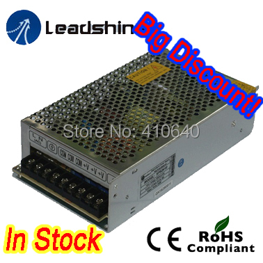 Free shipping RPS2410 24 VDC / 10A Regulated Switching Power Supply 85 132 / 176 265 VAC Input