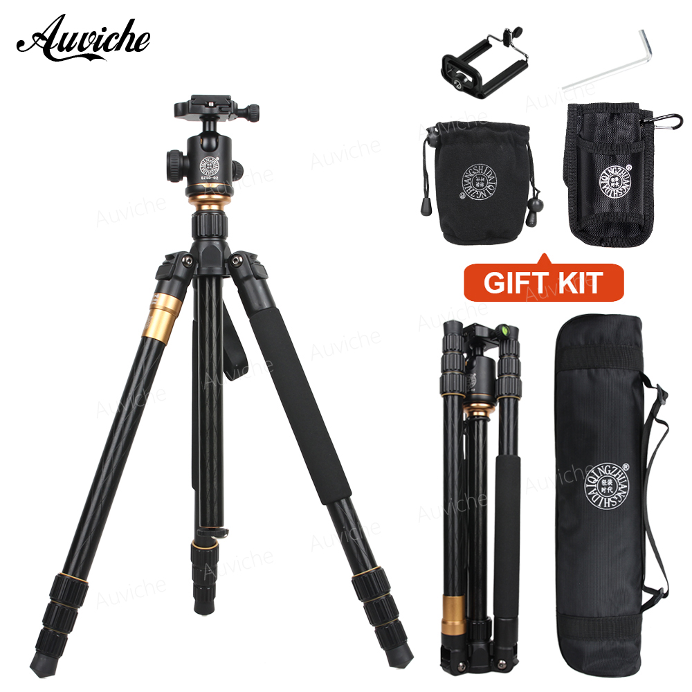 QZSD Q999 Portable Aluminum alloy Tripod For SLR Camera Tripod Ball Head Monopod Changeable Load Bearing 18KG for Digital camera машинки технопарк машина технопарк металлическая инерционная bentley continental page 3