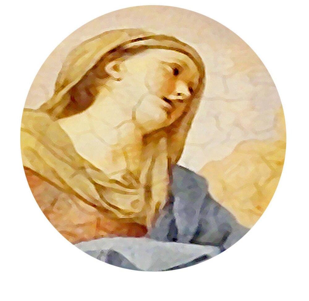 Купить с кэшбэком Custom Photo Wallpaper 3D European Greek Mythology Happy Little Angel Zenith Mural Gospel Zenith Mural