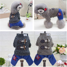 Small Dogs Clothes Wear Jacket Costume Chihuahua Coats Yorkshire For Pets Clothing
