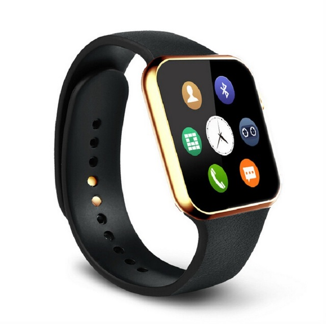2016 New Bluetooth Smart watch for Apple iPhone Samsung ...