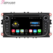 New Arrival Quad Core Android 5.1.1 Car DVD Stereo For Focus( 2007-2010)/MONDEO(2007-2011)/S-max(2008-2010)/TRANSITCONNECT  2010