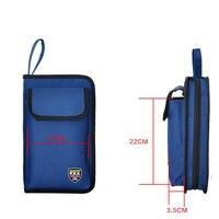 Professional Electricians Hard Plate Kit Tool Bag Set Multifunctional Kit Bag Handbag