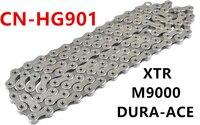 shimano HG601 chain CN HG701 hg901 Ultegra 11 Speed Chain 5800 R8000 XT M8000 road mtb cycling bike Chains