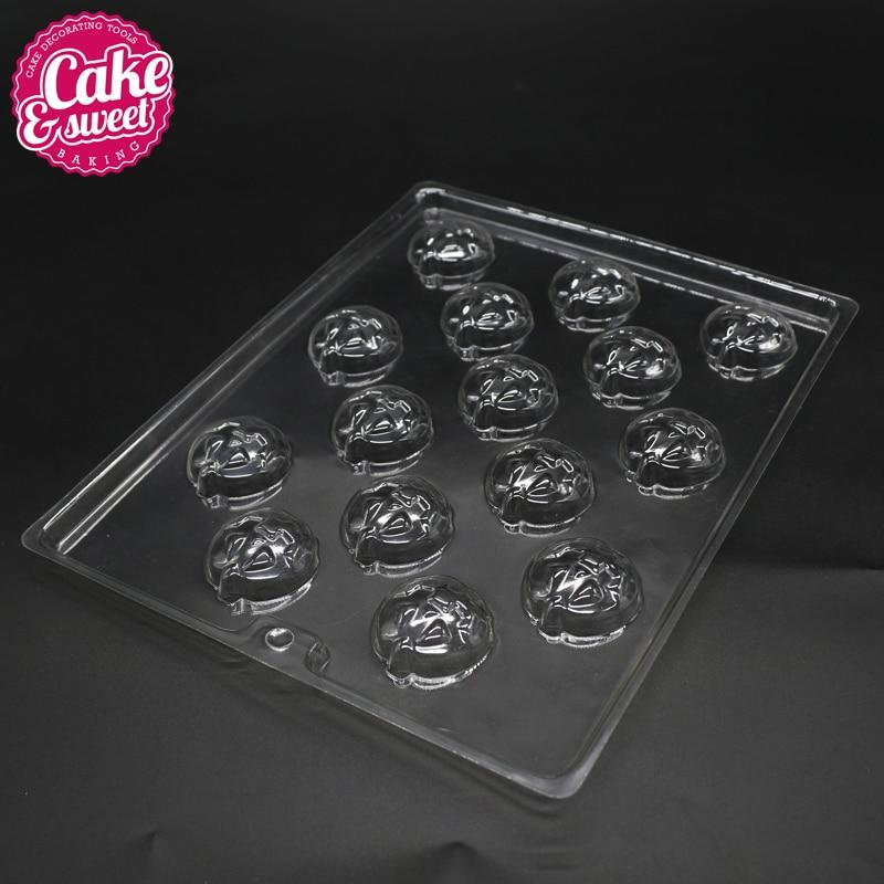 Singapore Merlion Polycarbonate PC Chocolate Mold DIY Sugarcraft Mould Food Mold