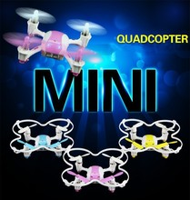 Free shipping Hot Sell New U939 2.4G Mini RC Drone 4CH 6 Axis Gyro LED Nano Size Helicopter Quadcopter Multimotor VS CX10C Q272