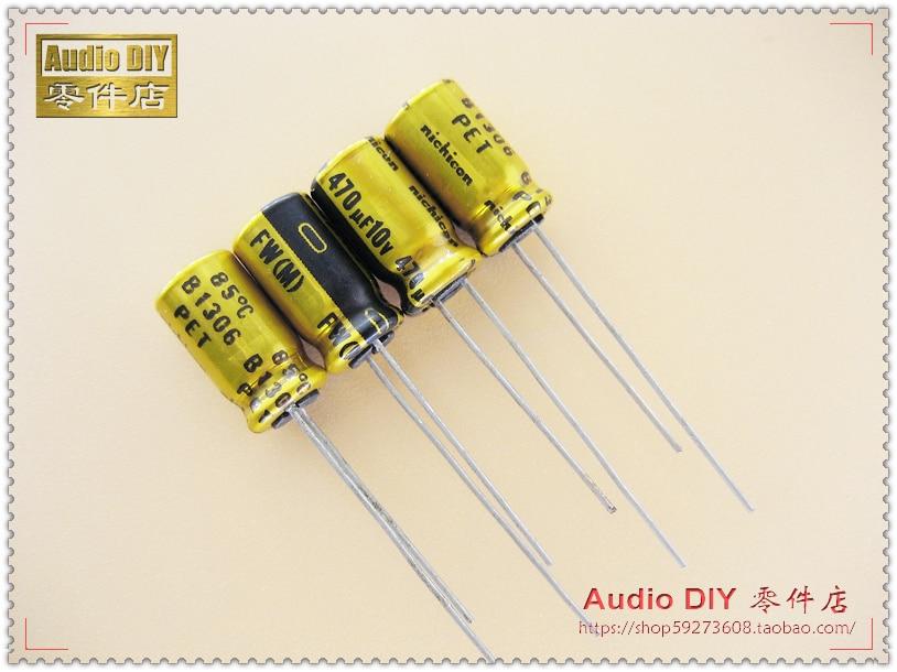 Panasonic electrolytic capacitors 25V NOS 20 count 33uF