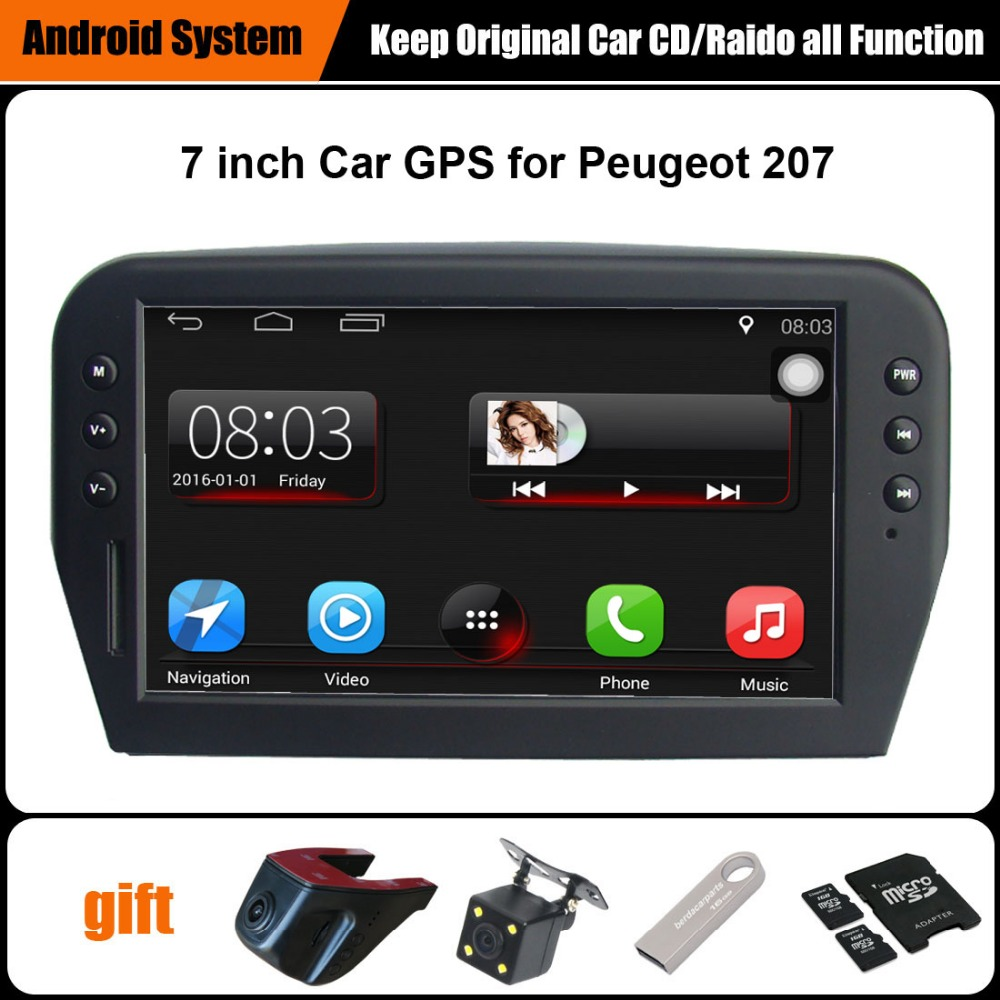 online buy wholesale peugeot 207 gps navigation from china peugeot 207 gps navigation. Black Bedroom Furniture Sets. Home Design Ideas