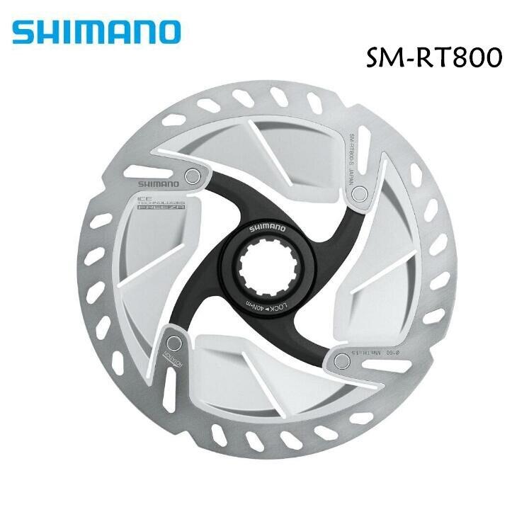 Shimano Ultegra SM-RT800 Glace-Tech Freezer Disque Centerlock RT800 TUNER ROTOR pour Vélo De Route 140mm/160mm Ultegra 6800 R8000