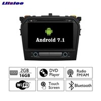 Liislee Android 7 1 2G RAM For Suzuki Grand Vitara 2015 Car Radio Audio Video Multimedia
