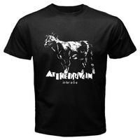 Online Shirts O Neck Men At The Drive In Inter Alia In Ter Alia Tour Logo