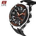 2016 TTLIFE Marca 733 Relógio Masculino Esporte Ao Ar Livre À Prova de Choque Resistente À Água Relógios Eletrônicos LED Relógio Relogio masculino
