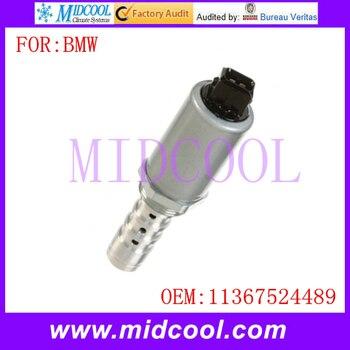 Новый клапан управления маслом VVT с изменяющимся опережением соленоида OE NO. 11367524489 для BMW E38 740i 740iL E39 540i E53 X5 Z8