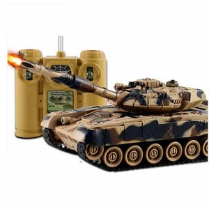 Kingtoy Rc Battle Tank Fun Rem