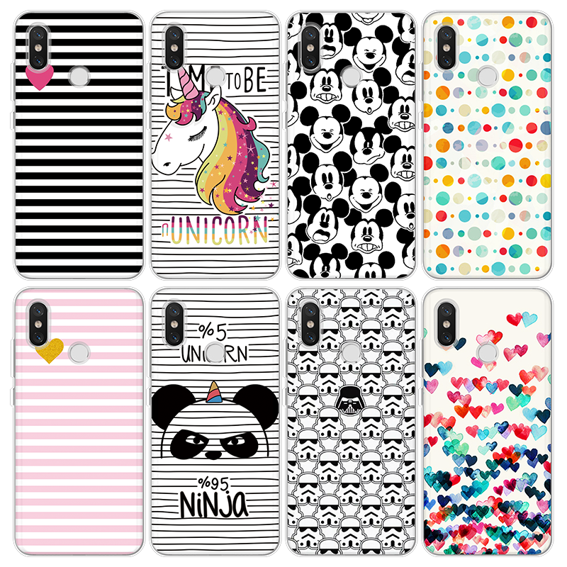 For Cover iPhone X Xs Max XR 5 SE 6s S 7 8 Plus For Xiaomi Mi A1 A2 5X 6X 4 4C 5 5S Plus 6 8 Mi