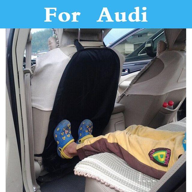 Waterproof Protective Anti Kicking Padded Child Baby Car Seat Back - Audi baby car seat