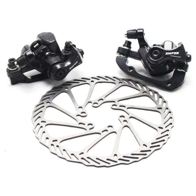 Aluminum Alloy Bicycle Rear Disc Brake Mountain Bike Brakes Mechanical Caliper