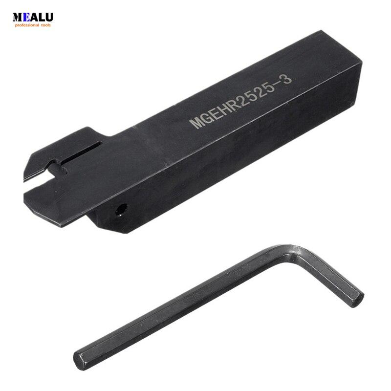 MGEHR2525 3 25x150 мм 3 мм ширина канавок отрезной держатель инструмента планка расточные станки с ЧПУ Инструменты для MGMN300 вставки
