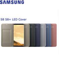 SAMSUNG Original LED View Cover Smart Cover Phone Case EF NG955 For Samsung Galaxy S8 S8