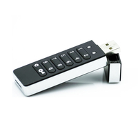 Encrypted Flash Drive 8GB Windows Password Key Secure U Disk Encrypted USB2 0 Portable Hardware For