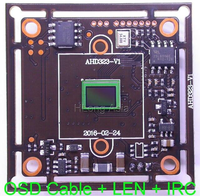 Ahd H 1080p 1 2 9 Quot Sony Exmor Cmos Imx323 Nvp2441 Cctv