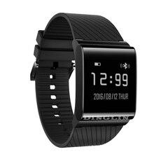 Gzdl X9 умный браслет Bluetooth браслет сердечного ритма крови Давление/Монитор кислорода фитнес трекер анти-потерянный Водонепроницаемый WT8112