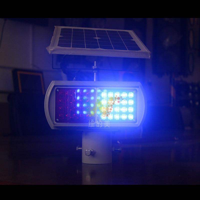 Gyári szállító napelemes motoros közúti biztonsági villogó - Biztonság és védelem - Fénykép 4