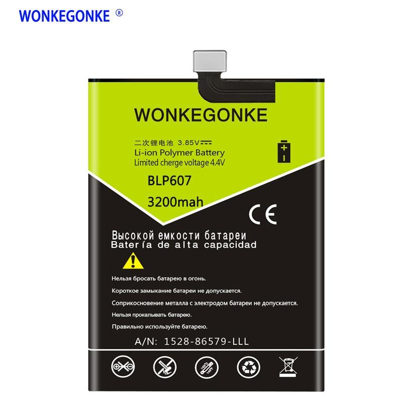 WONKEGONKE BLP607 Battery for Oneplus X / for One plus X batteryWONKEGONKE BLP607 Battery for Oneplus X / for One plus X battery