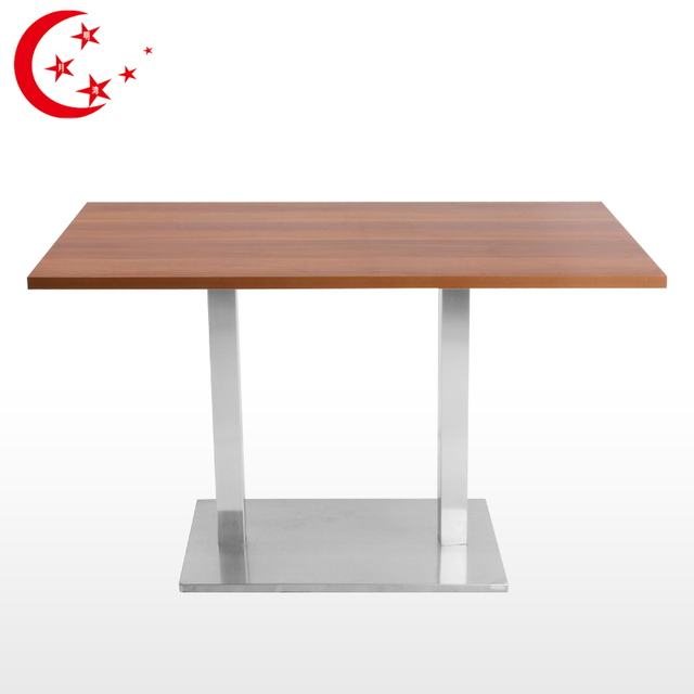 Small dining table stainless steel dining table hotel coffee shop small dining table stainless steel dining table hotel coffee shop small square table small round table watchthetrailerfo