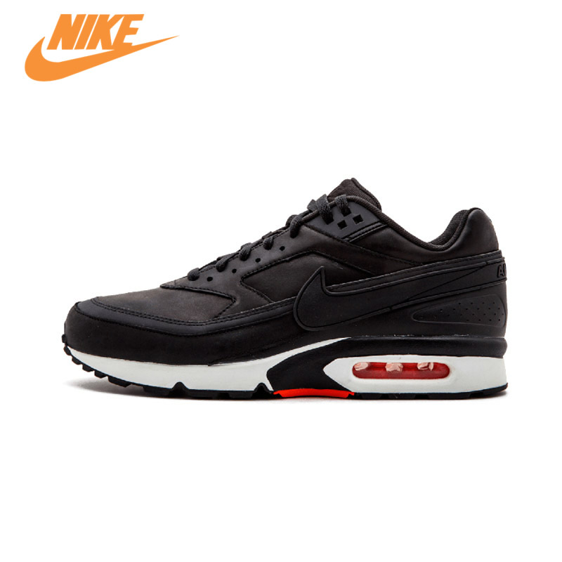 Original New Arrival Authentic Nike Air Max BW Premium Men's Breathable Running Shoes Sports Sneakers Trainers new arrival original authentic nike air max plus tn ultra breathable men s running shoes sports sneakers
