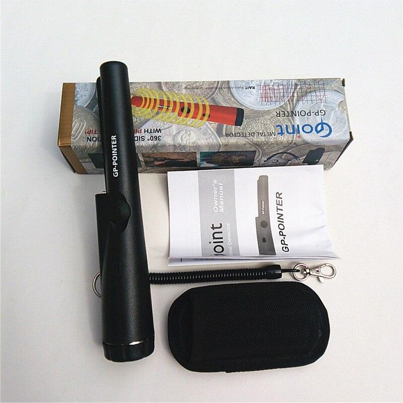 Free Shipping Handheld PRO POINTER Super Scanner Portable handheld metal detector handheld portable metal detector handheld scanner handheld pro pointer for security screening