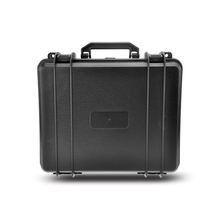 лучшая цена SQ2620 High impact PP simple plastic tool case with pick pluck foam inside