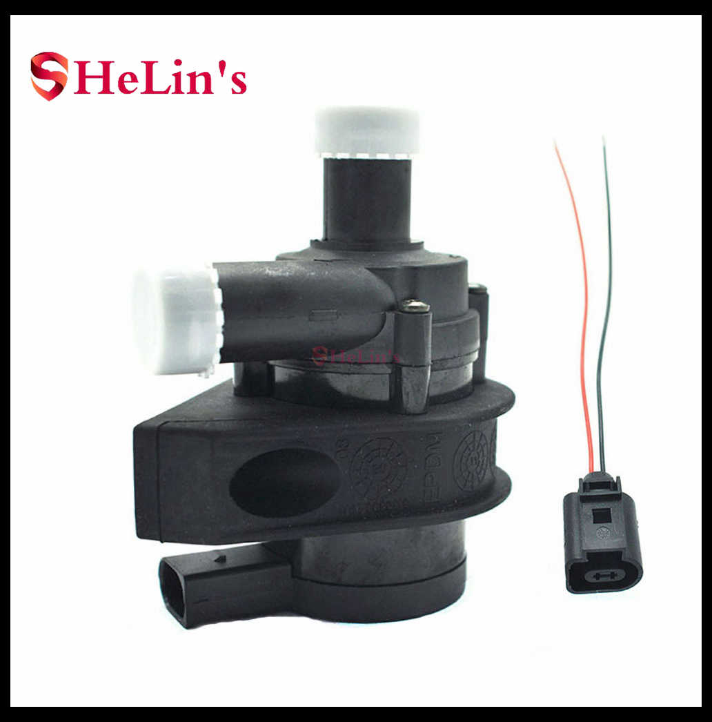 1K0965561J Cooling Additional Auxiliary Water Pump For Volkswagen VW Beetle Jetta CC 358 EOS Sharan Scirocco 1.8 2.0 TSI TFSI T