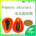 100% natural Fermented papaya powder extract/Papaya Fruit Powder /papaya powder  800g/lot