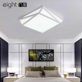 Moderno LED Nordic luci di soffitto di camera da letto Apparecchi di illuminazione A Soffitto per la casa semplice stanza dei bambini della novità studio lampade a soffitto