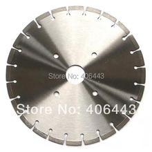 """1"""" Diamond Сегментированная пилы для резки бетона тротуарная 400 мм* 8 мм* 50 мм отрезной диск с продолжительностью жизни более 1000 метров"""