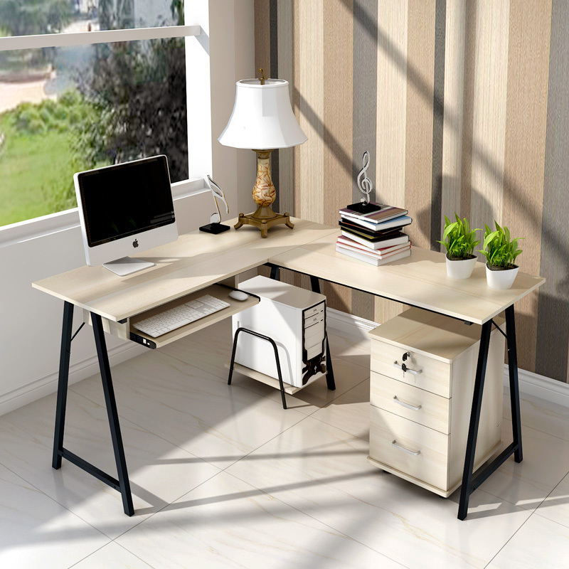 Easy Double Resistant Home Computer Desk Desk Home Desktop Computer Desk Corner Desk Modern Minimalist Computer Desk Dimensions Computer Desk Usbdesk Refrigerator Aliexpress