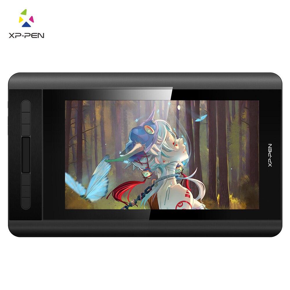 XP-Pen Artist12 tablette professionnelle LCD dessin tablette 11.6 pouces HD affichage mince tablette tactile avec pratique une clé vieux 8192 niveaux de sensibilité à la pression