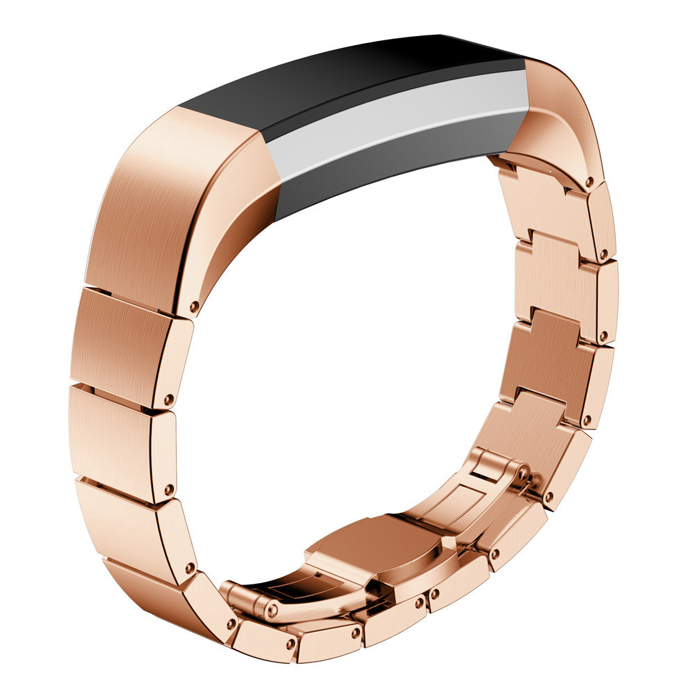 Watch Brand Hot 2017 Newly Designed Stainless Steel High Quality Watch Band Wrist strap For Fitbit Alta Smart Watch Hot Dropship high quality stainless steel bracelet watchband strap for fitbit alta watch band wristband replacement band strap